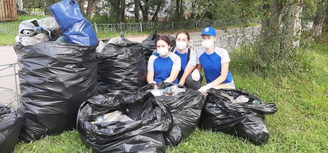 Экологическая акция «Пластик, собирайся!»
