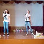 Репетиции к районному конкурсу «Весенние ласточки»